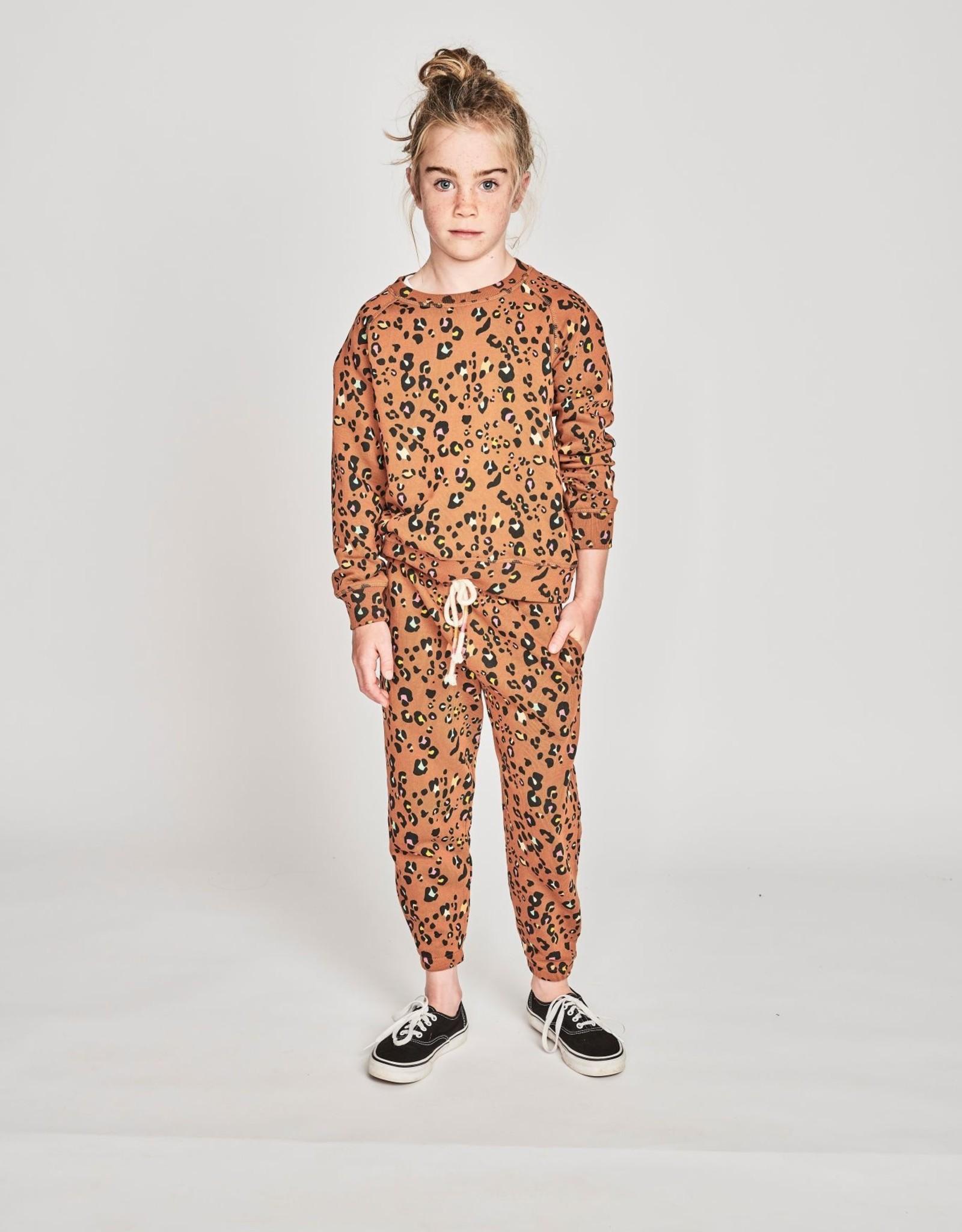 Munster Kids hazel pant- leopard