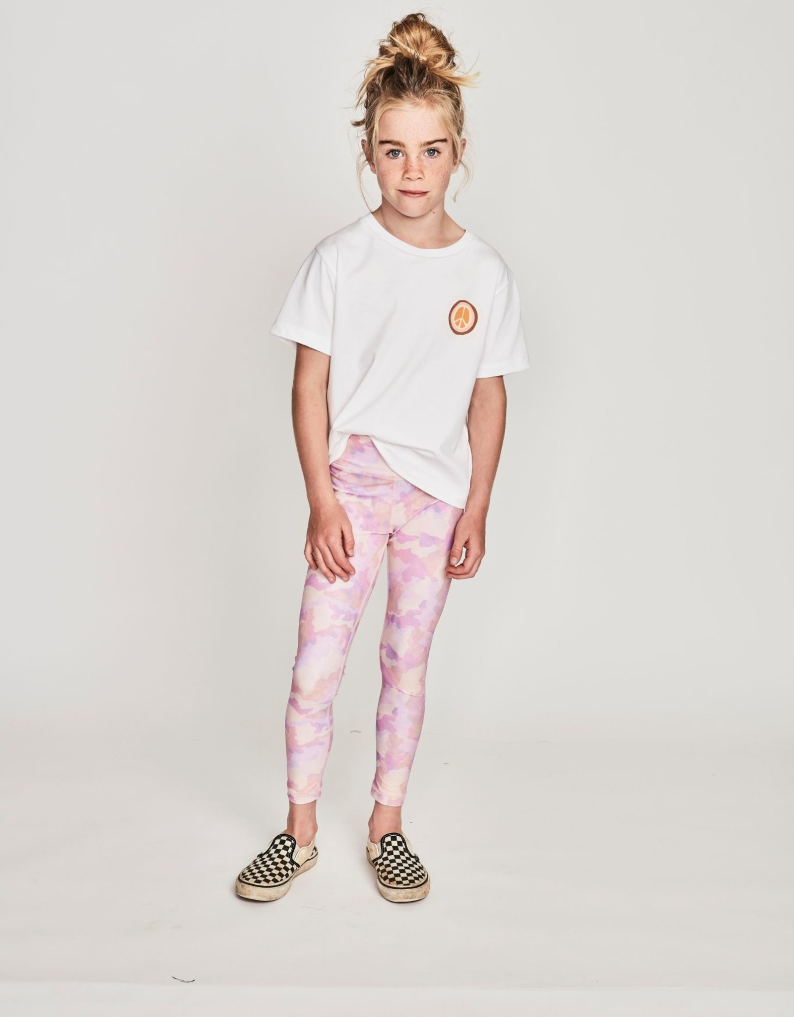 Munster Kids rose leggings- camo
