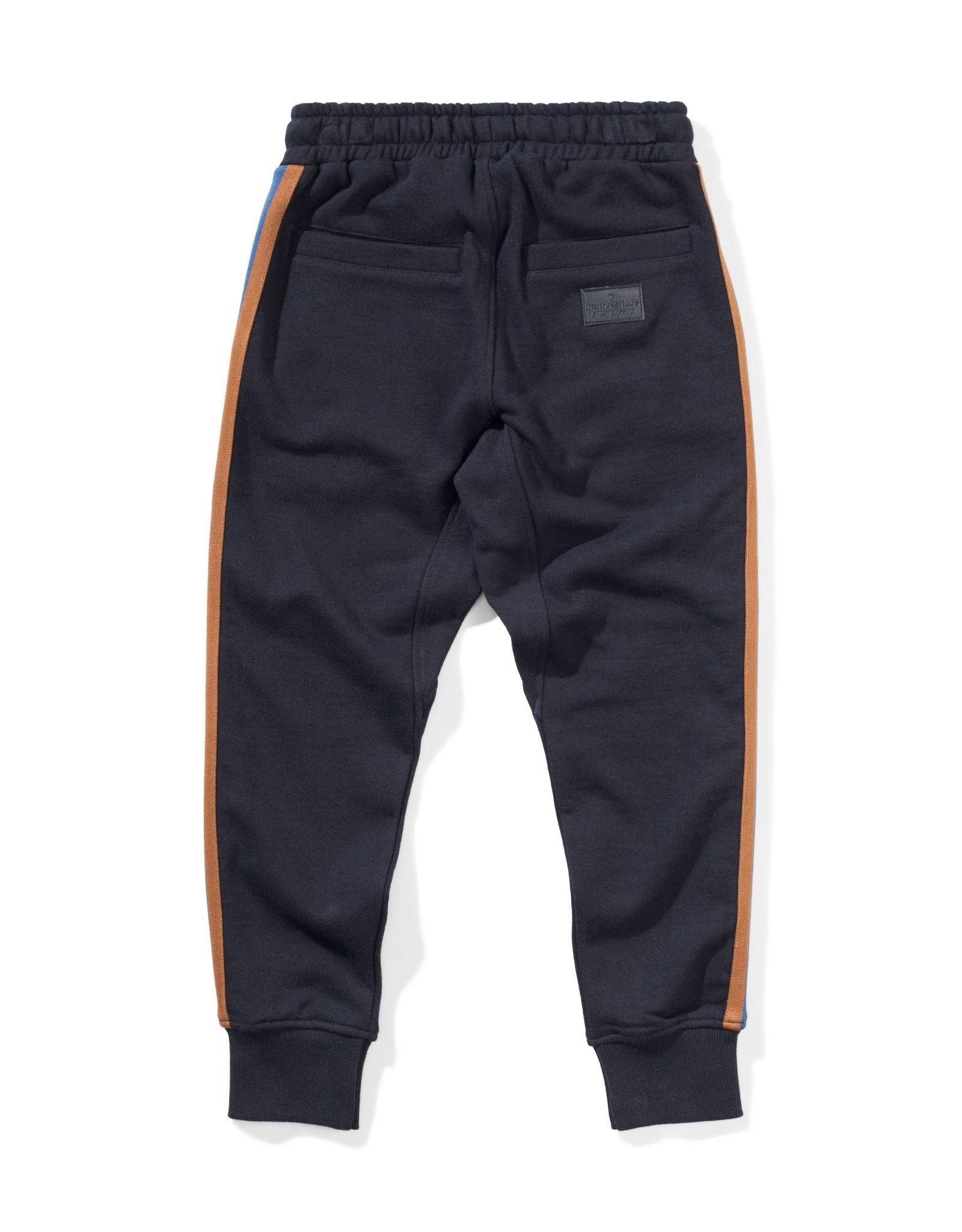 Munster Kids tracker pant- black