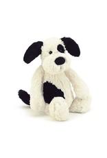 Jellycat bashful b&w puppy- small