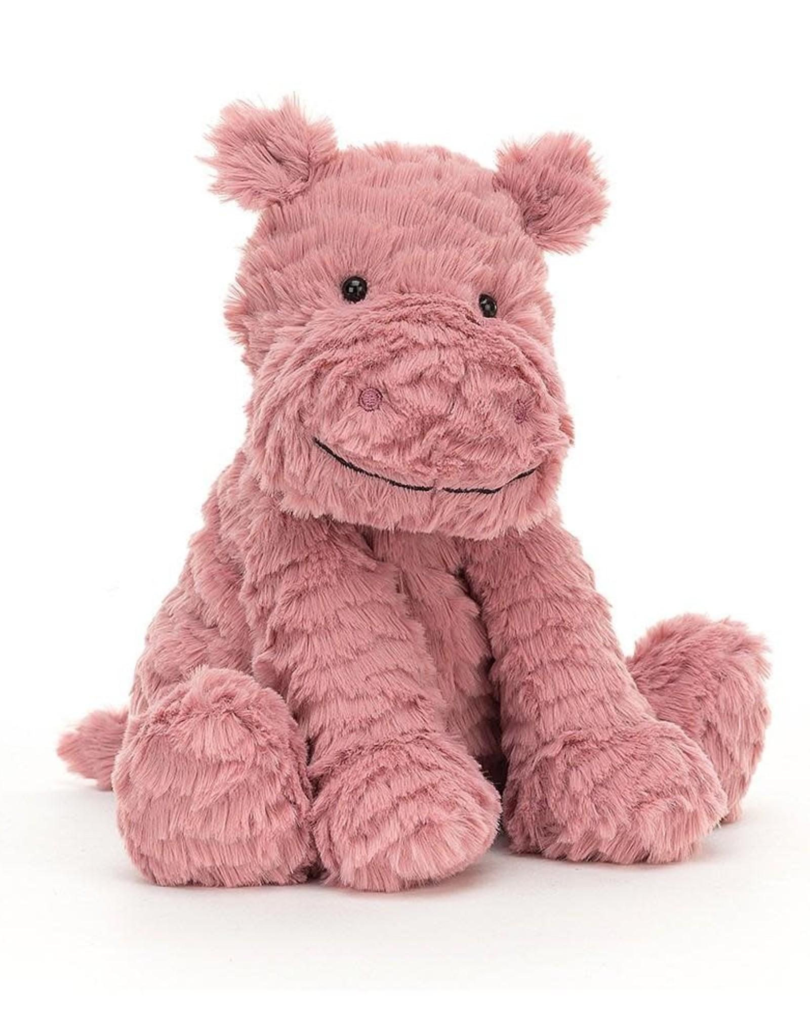 Jellycat fuddlewuddle hippo