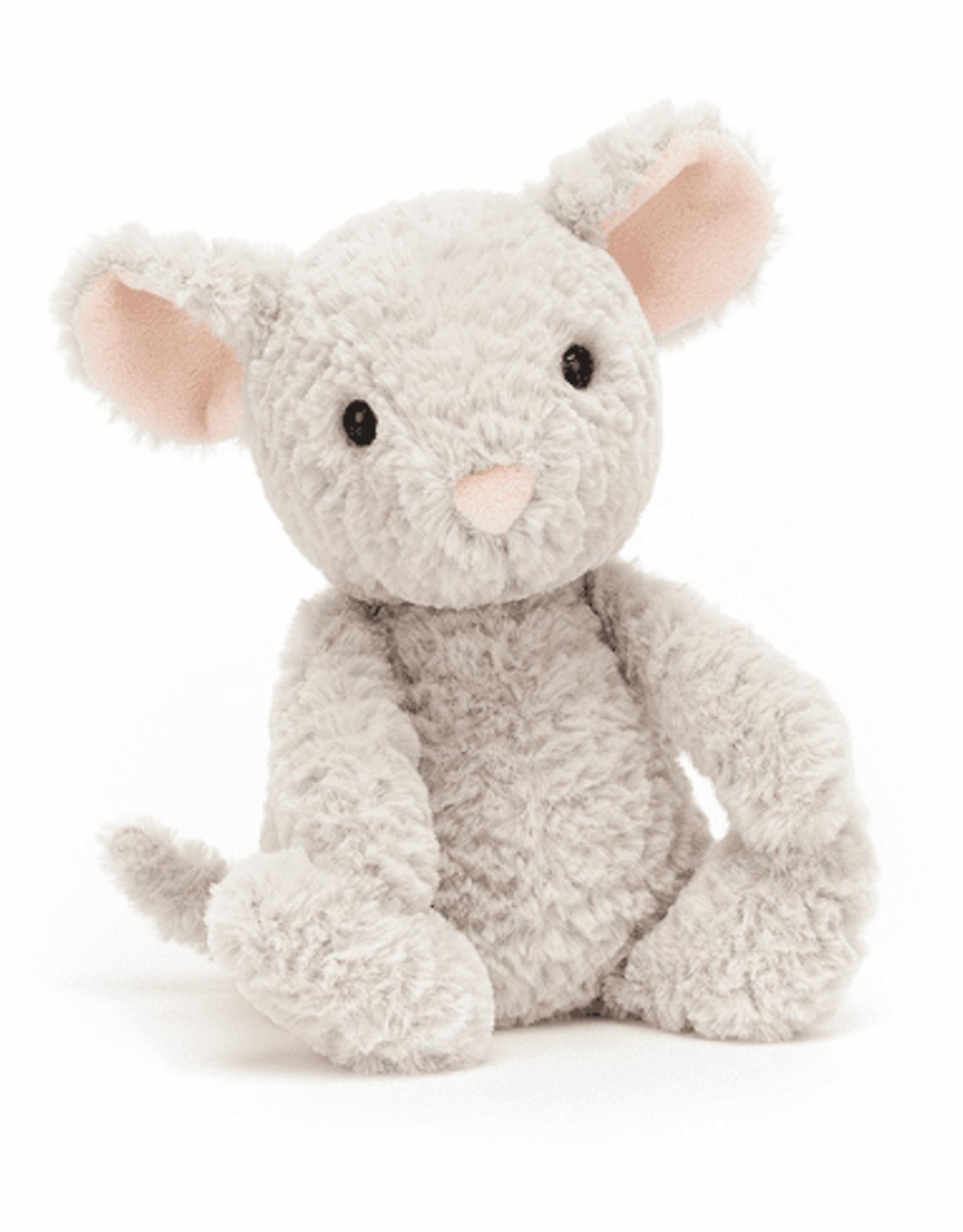 Jellycat tumbletuft mouse