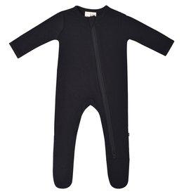Kyte Baby zippered footie- midnight