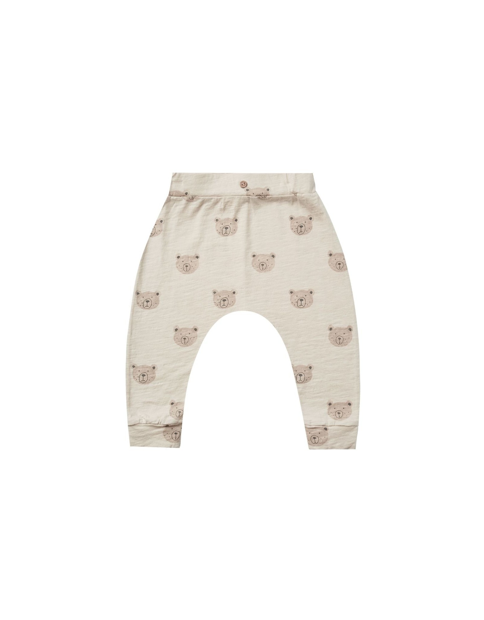 Rylee and Cru slouch pant- bears