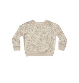 Rylee and Cru sweatshirt- wild rose