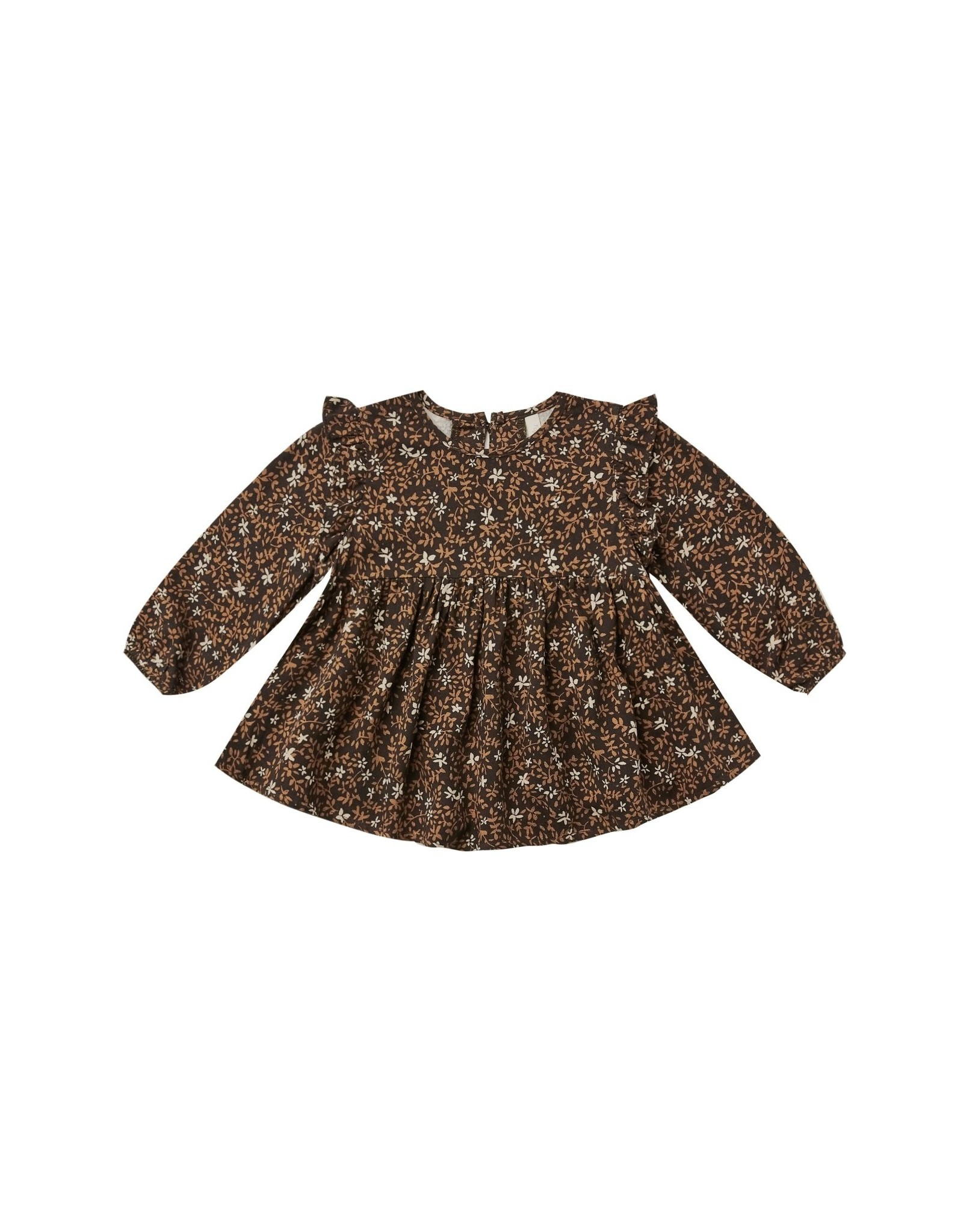 Rylee and Cru piper blouse- winter bloom