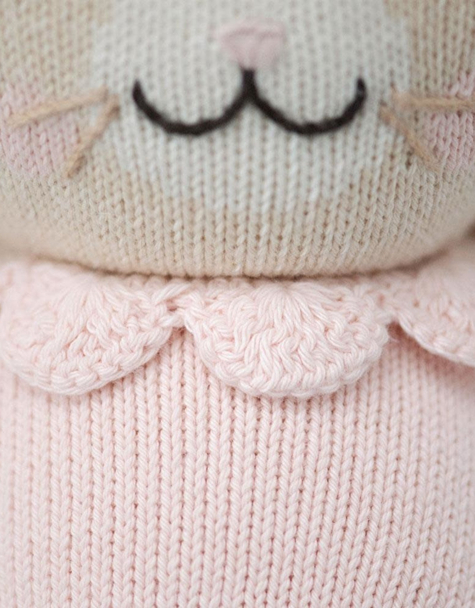 Cuddle+Kind hannah the bunny blush- little