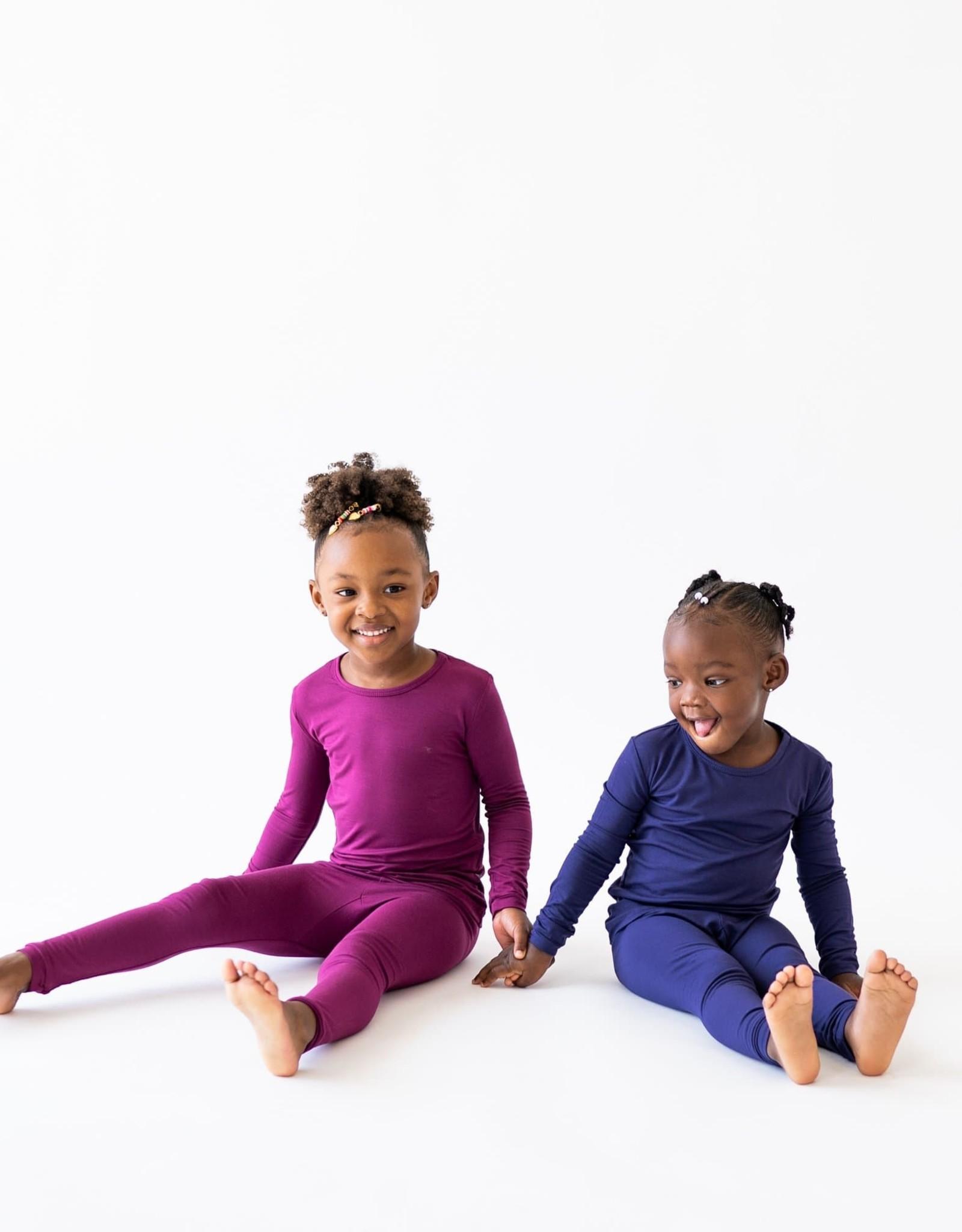 Kyte Baby pajama set- dahlia