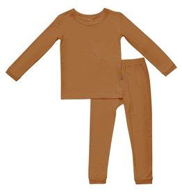Kyte Baby pajama set- nutmeg