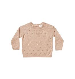 Quincy Mae bailey sweater- petal