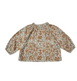Rylee and Cru quincy blouse- bloom
