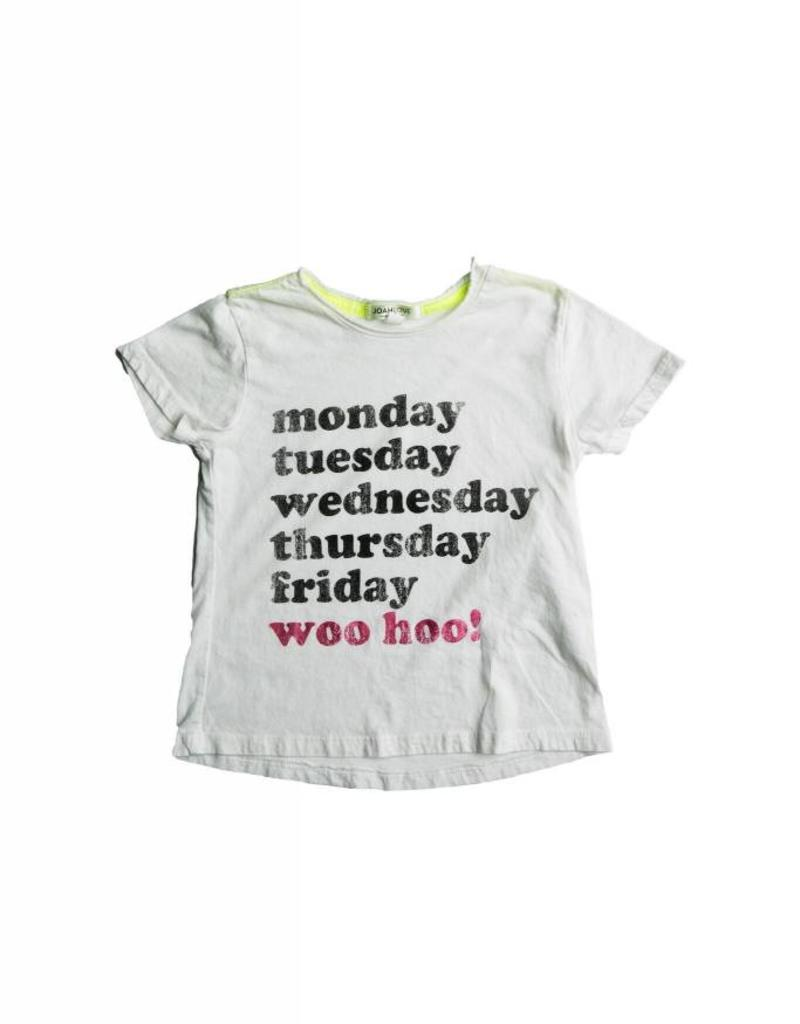 Joah Love baby braxton days tee- white