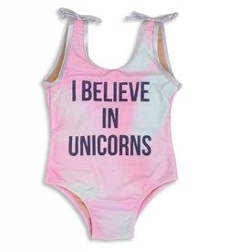 Shade Critters unicorns and rainbows swimsuit