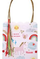 Meri Meri rainbow/unicorn party bags