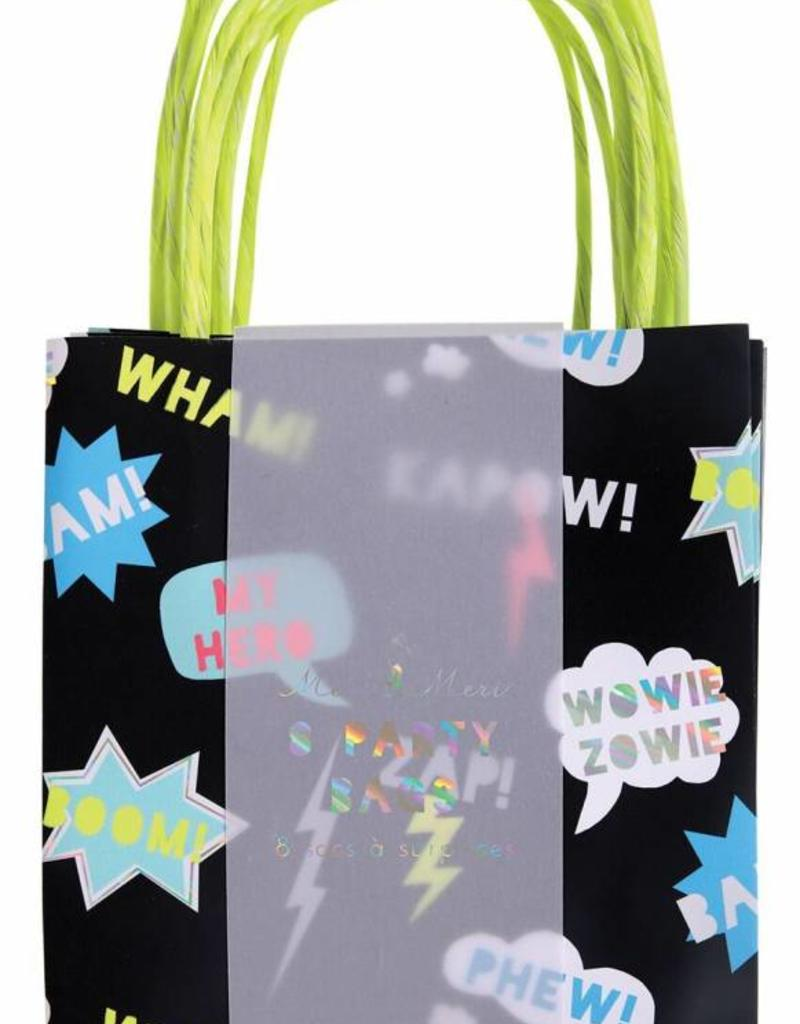 Meri Meri superhero party bags