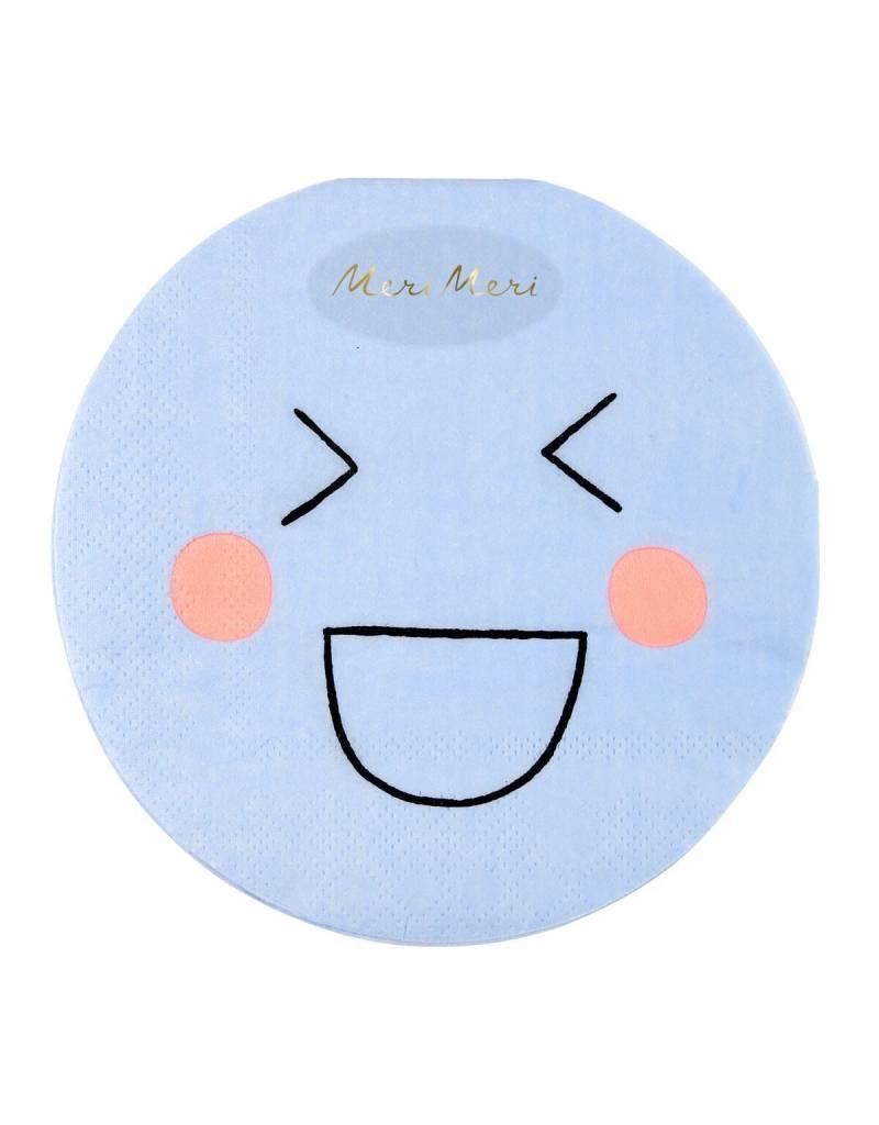 Meri Meri emoji napkins small