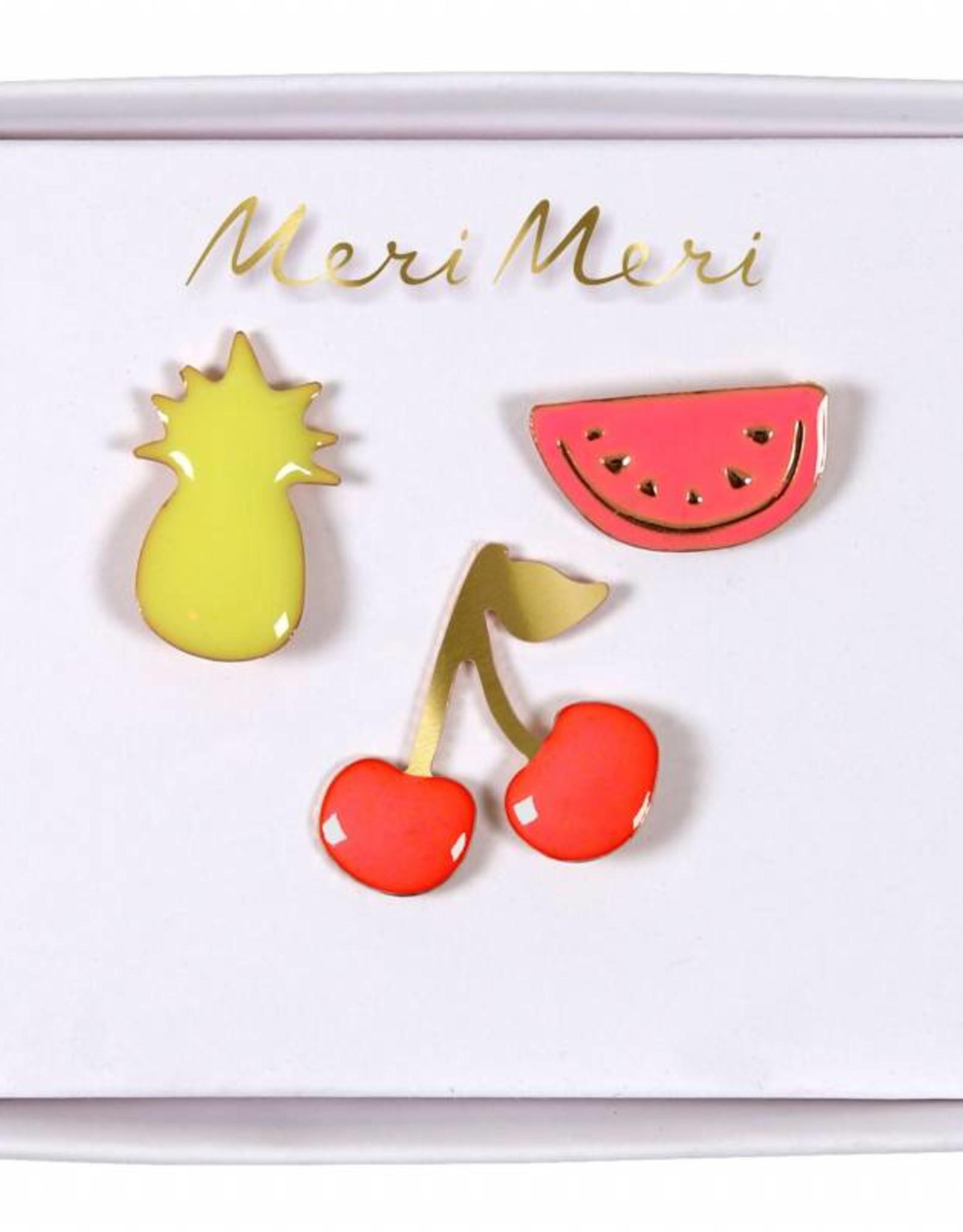 Meri Meri fruit pins