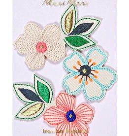 Meri Meri floral patches