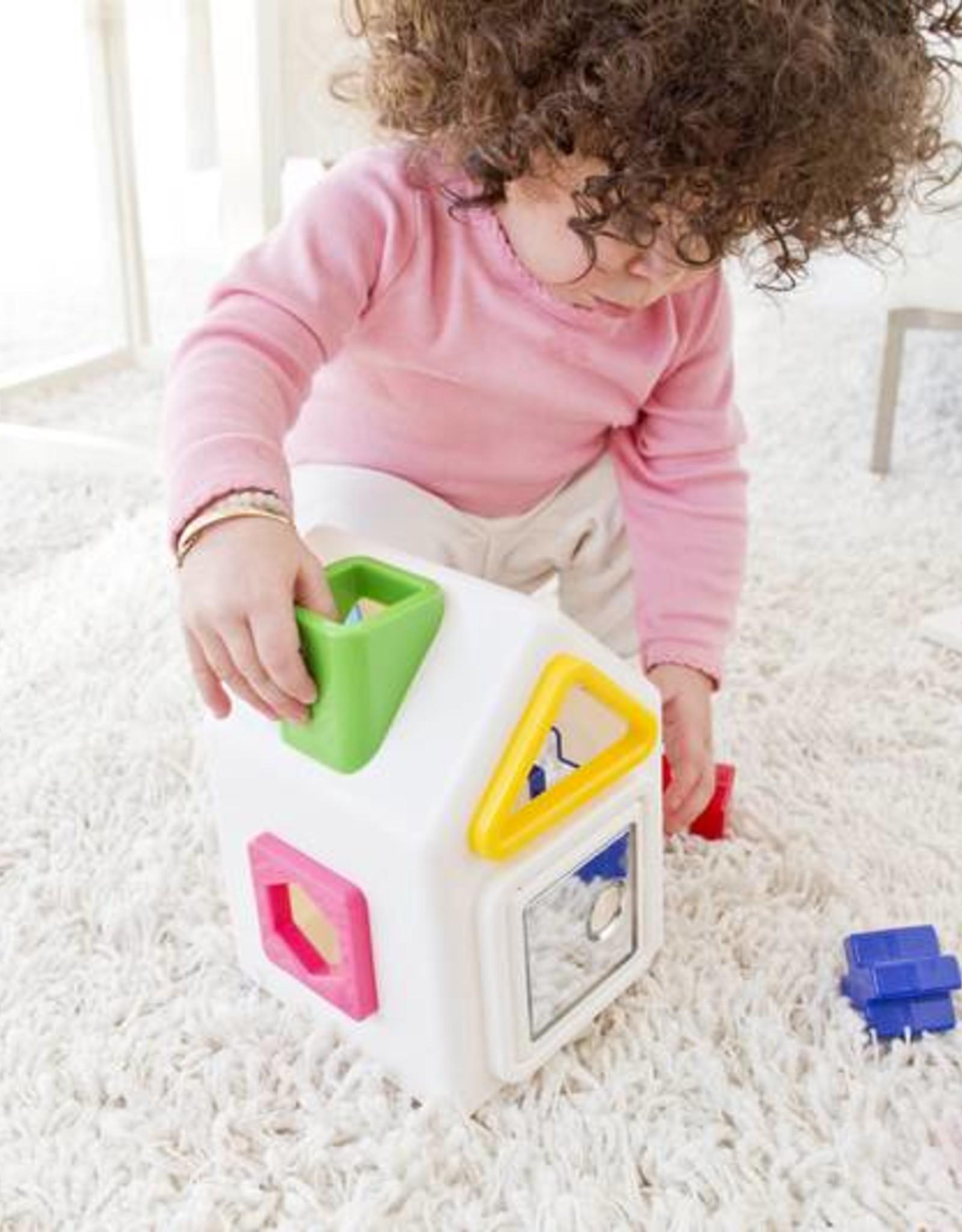 Kid-O Toys sort-a-shape house