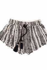 Bowie X James little dipper skort- black