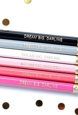 Taylor Elliott Designs dream big darling pencil set