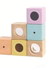 Plan Toys sensory blocks set