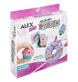 Alex Brands color me sqooshies- sweets