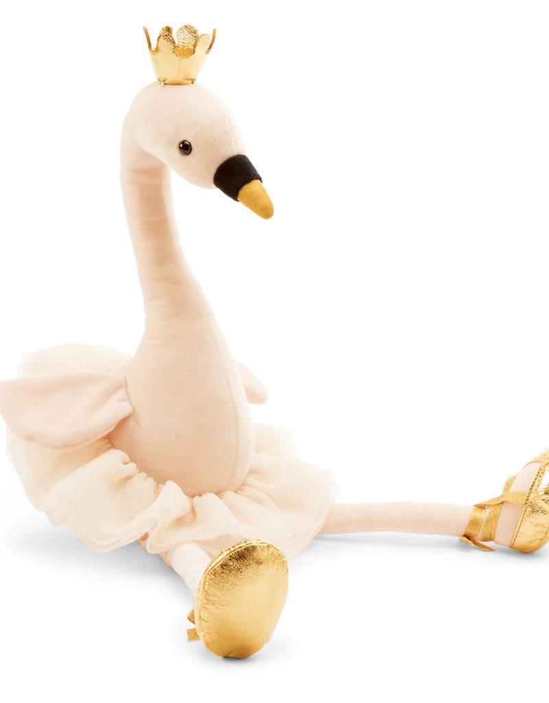 Jellycat fancy swan- large