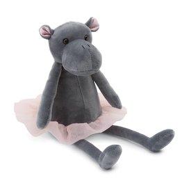 Jellycat dancing darcey hippo