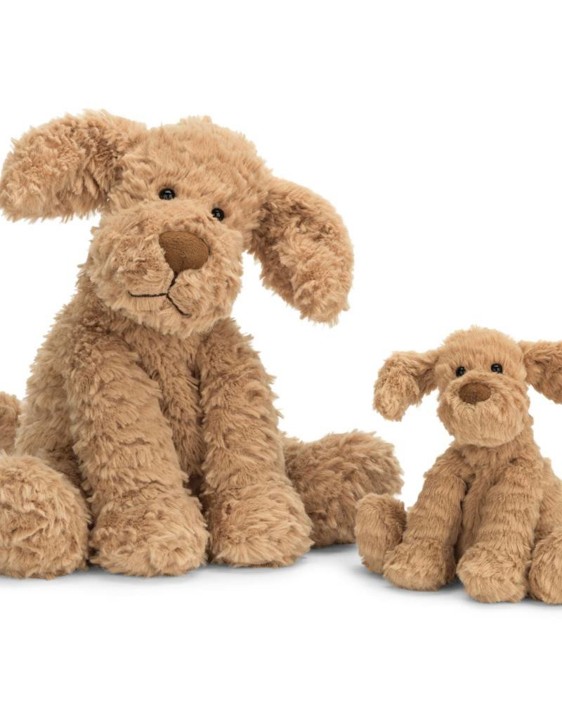 Jellycat fuddlewuddle puppy- baby
