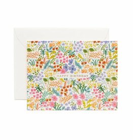 Rifle Paper Co. prairie birthday card