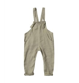 Rylee and Cru pioneer overall- olive