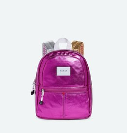 State Bags mini kane hot pink metallic