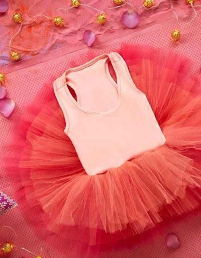 iloveplum harper- orange/pink ombre