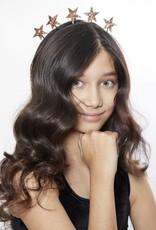 iloveplum gina- headband blush (stars)