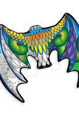 OOLY 3D colorables- dragon wings