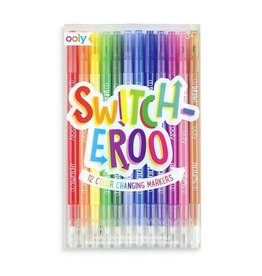 OOLY switch-eroo color changing markers