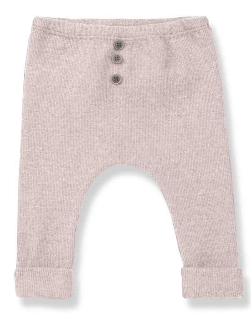 1+ in the Family martin leggings- rose