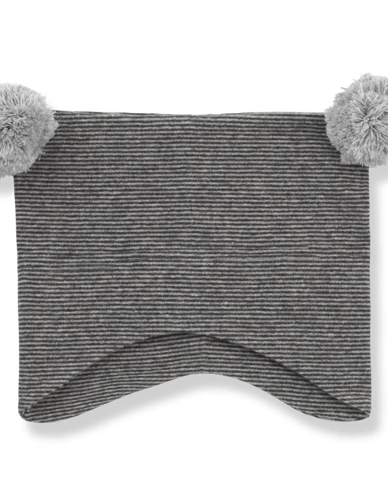 1+ in the Family ciro beanie- anthracite/grey