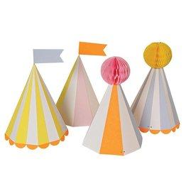 Meri Meri silly circus party hats