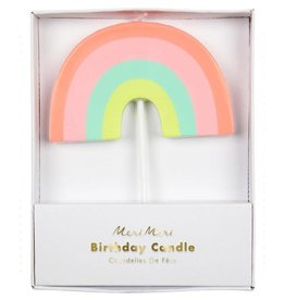 Meri Meri rainbow candle