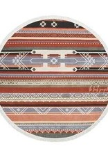The Beach People Bedouin Roundie Multi Towel