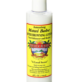 Maui Babe After Browning Lotion 4oz