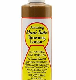 Maui Babe Browning Lotion 8oz