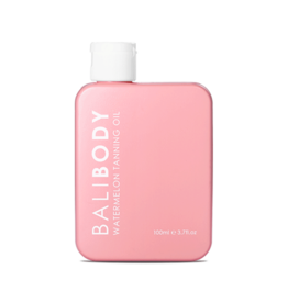 Bali Body Watermelon Tanning Oil SPF 15