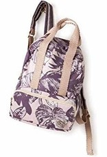 Maaji Purple Leaf Backpack