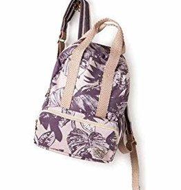 Maaji Purple Leaf Backpack
