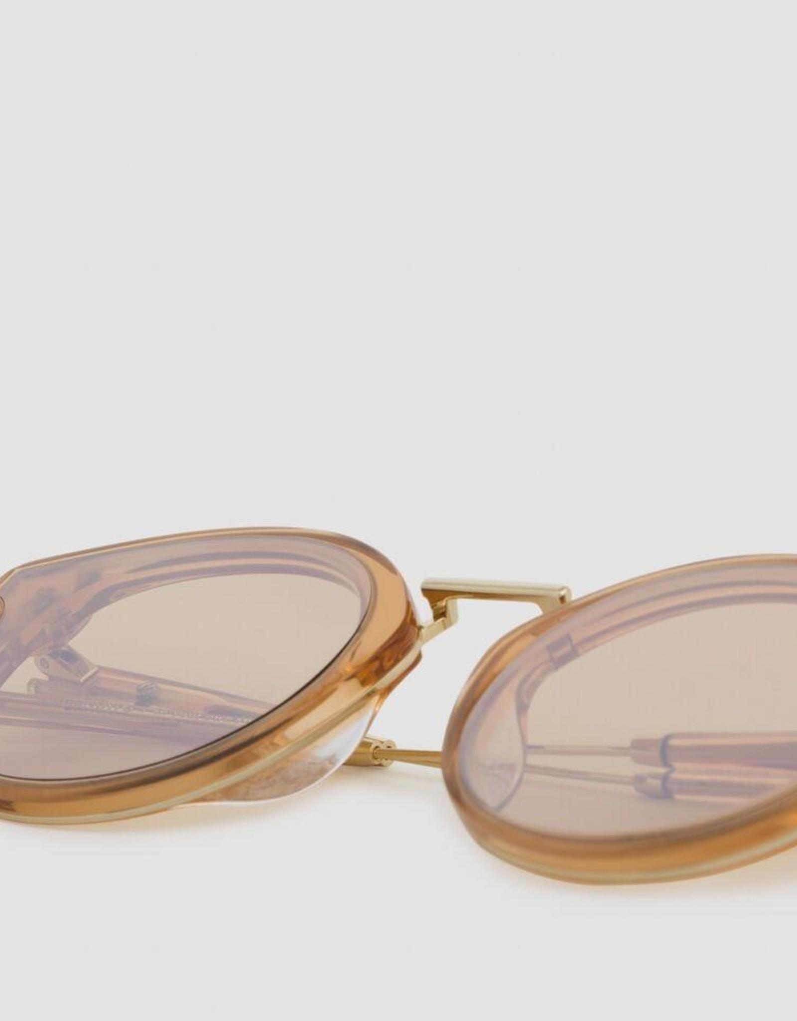 Bonnie Clyde Apricot Amber Lens Bandito