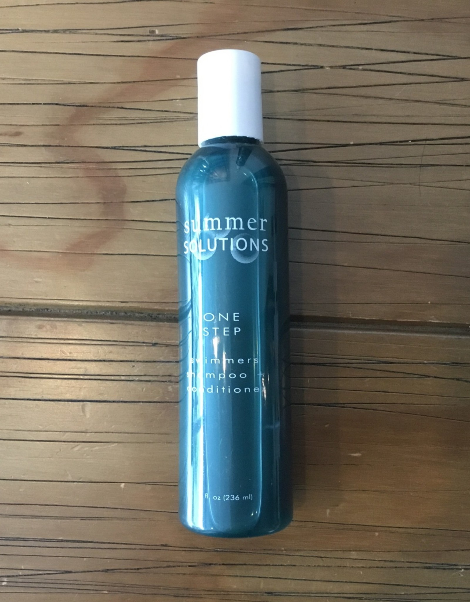 Summer Solutions One Step Shampoo with Conditioner
