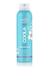 Coola Unscented Body Spray Sunscreen SPF 50